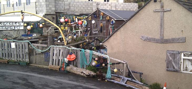 Studio in Porthleven, Cornwall